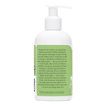 Earth mama organics calming lavender baby lotion 3