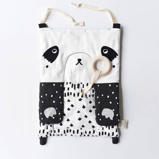 Peekaboo Panda Activity Pad